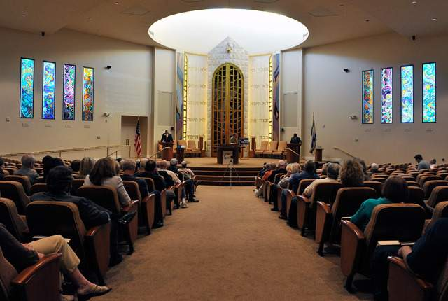 Templos judaicos em Las Vegas