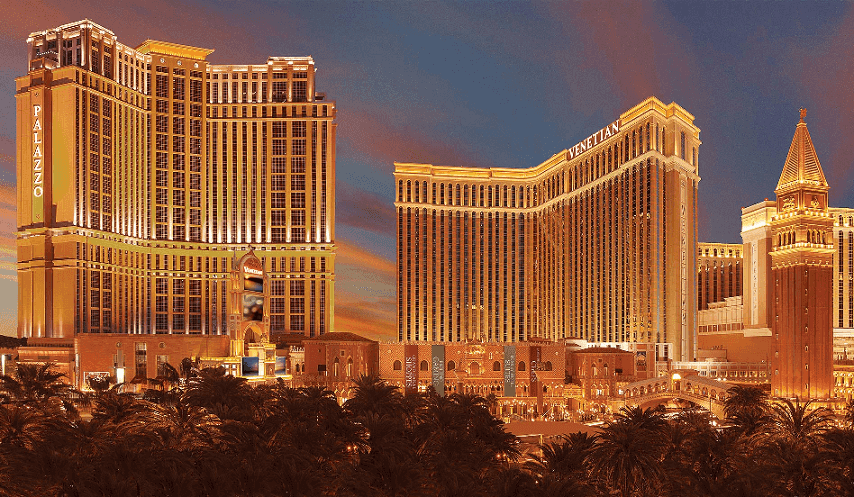 10 destaques do Hotel Venetian em las Vegas