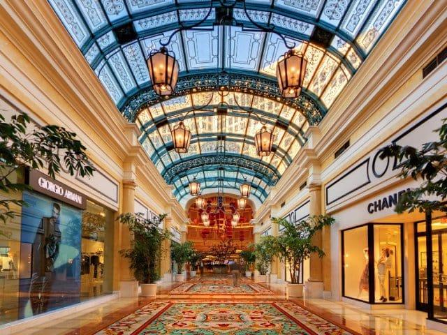 Hotel Cassino Bellagio em Las Vegas