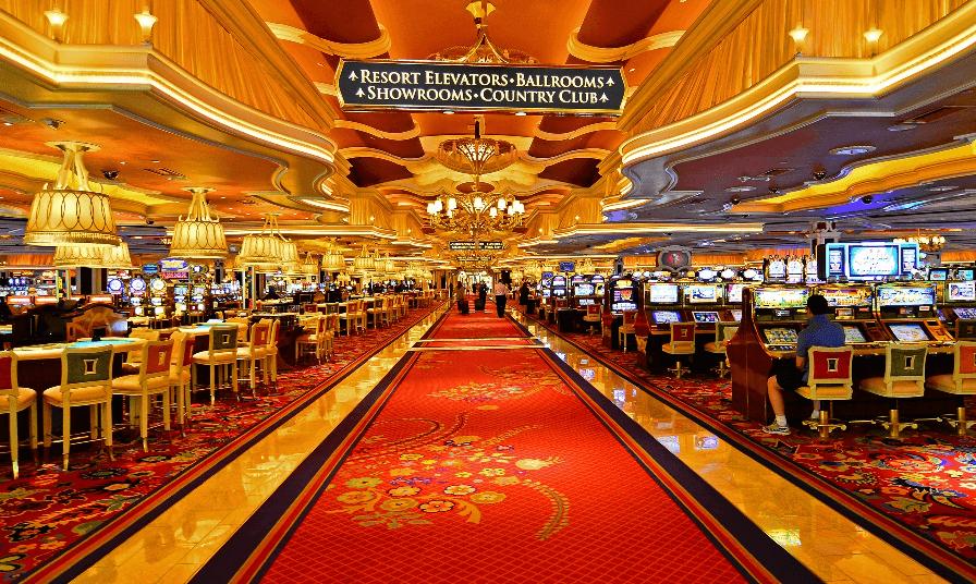Cassinos do Wynn em Las Vegas