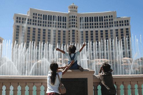 10 atrações para crianças em Las Vegas