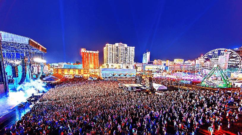 10 festivais e eventos em Las Vegas