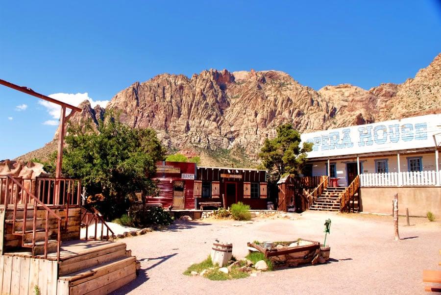 Bonnie Springs e Old Nevada em Las Vegas