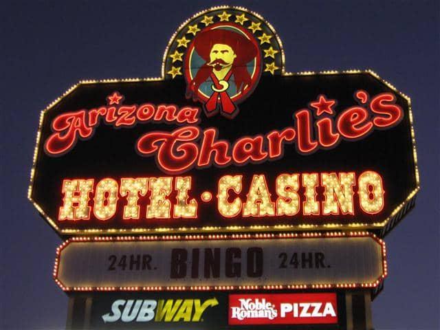 Cassino Arizona Charlie's em Las Vegas