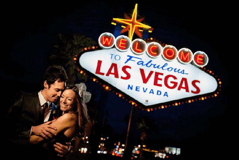 Cerimônias civis em Las Vegas