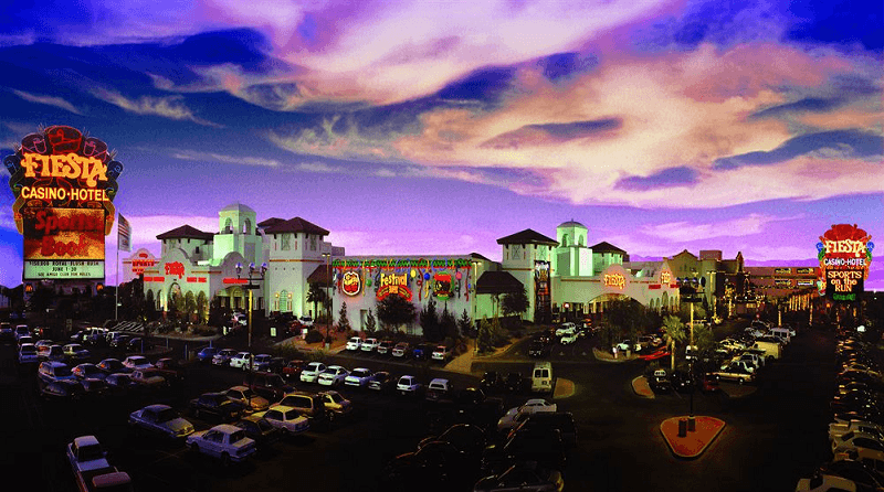 Cassino Fiesta Rancho em Las Vegas