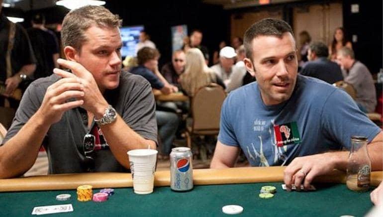 Celebridades que jogam em cassinos em Las Vegas