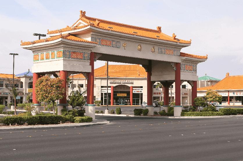 Chinatown Plaza em Las Vegas