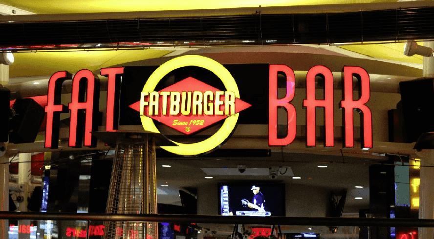 Restaurante Fatburger em Las Vegas