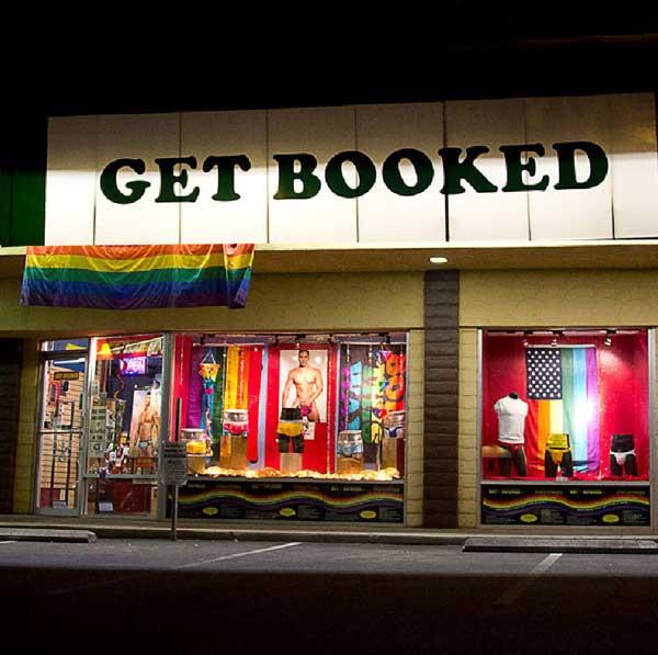 Livraria em Las Vegas
