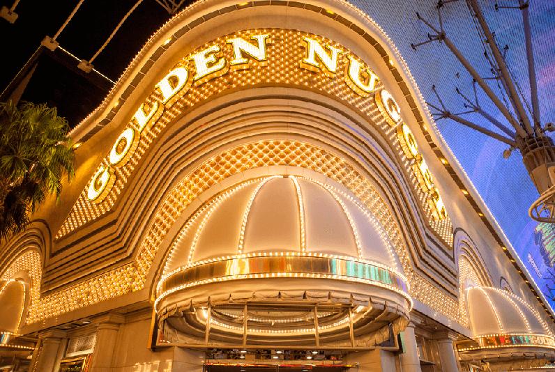 Golden Nugget em Downtown Las Vegas