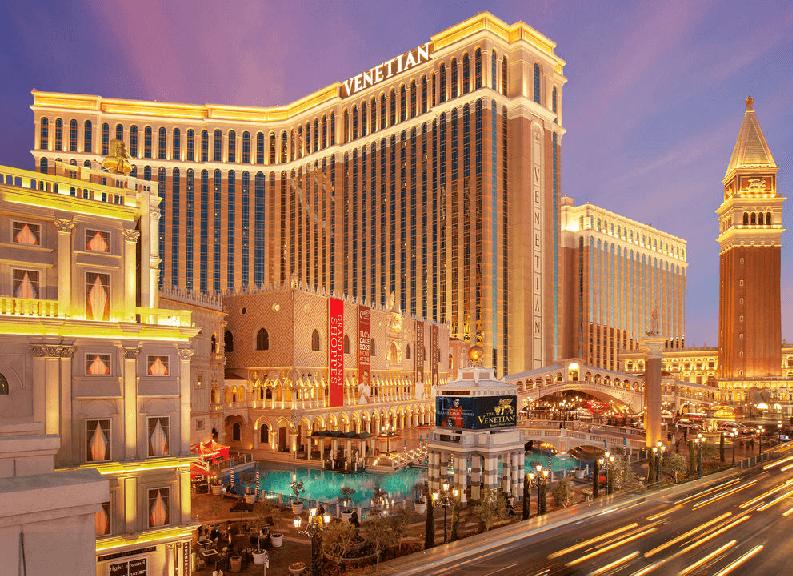 Escolha o hotel adequado em Las Vegas