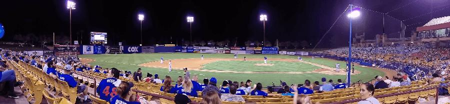 Beisebol em Las Vegas