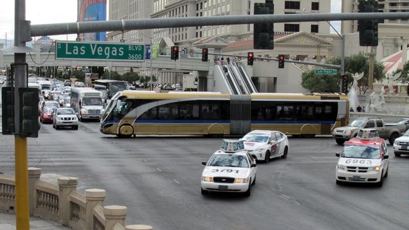 10 dicas para portadores de deficiência em Las Vegas: Transportes no aeroporto em Las Vegas