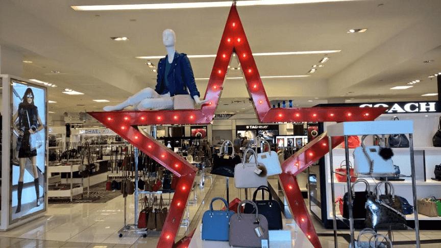 10 dicas incríveis para a hora de comprar em Las Vegas: Lojas de departamento em Las Vegas