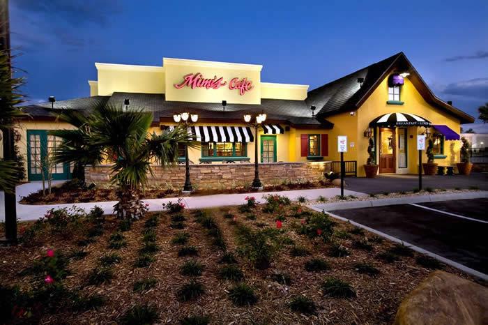 Restaurante Mimi's Cafe em Las Vegas
