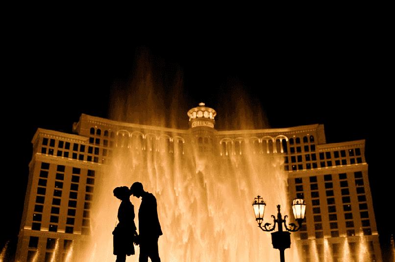 Normas religiosas para o casamento em Las Vegas