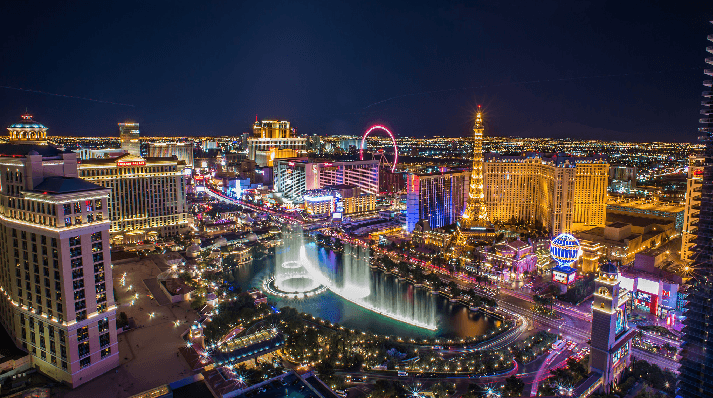 Passeio de um dia pela Strip em Las Vegas