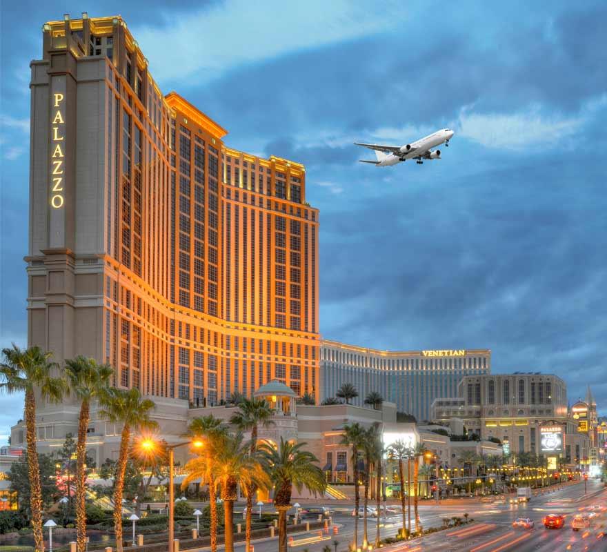 Épocas caras para se hospedar em Las Vegas