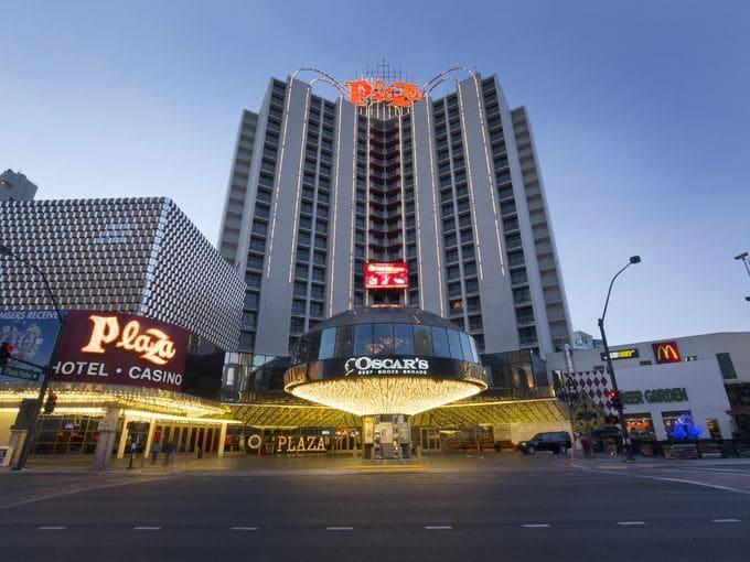 Roteiro de um passeio à noite pelo centro de Las Vegas