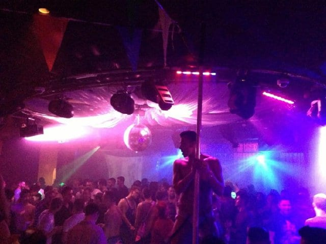 Balada LGBTI Share Nightclub em Las Vegas