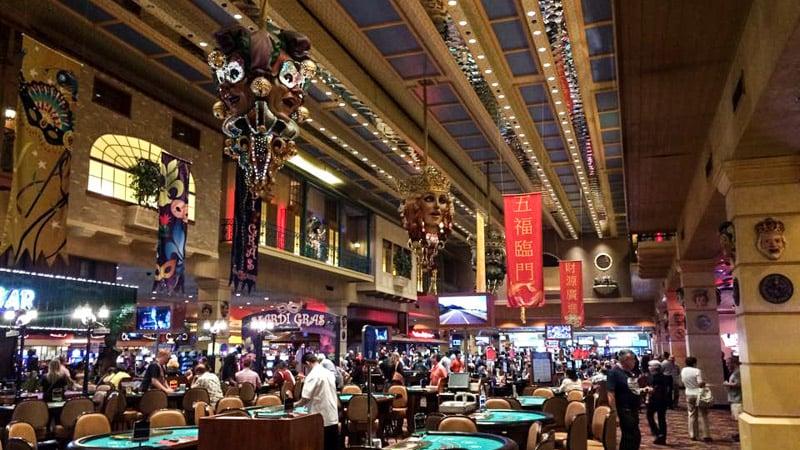 Cassino The Orleans em Las Vegas