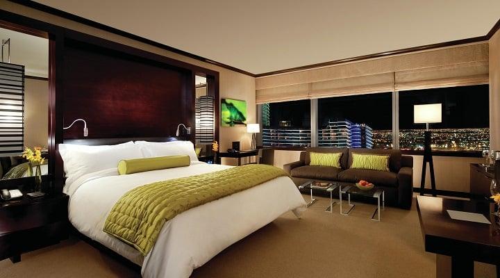 Acomodações do hotel Vdara em Las Vegas