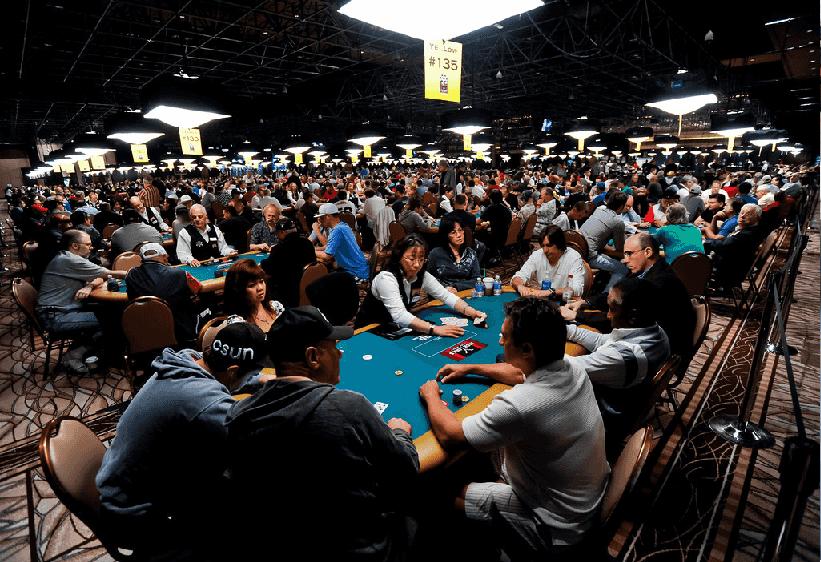 World Series of Poker em Las Vegas