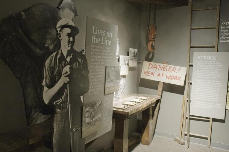Hoover Dam Museum em Las Vegas