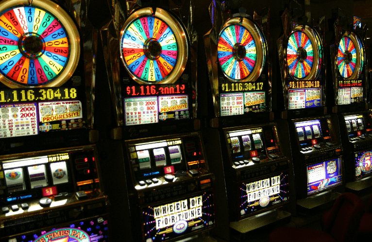 Free Slot Pulls no centro de Las Vegas