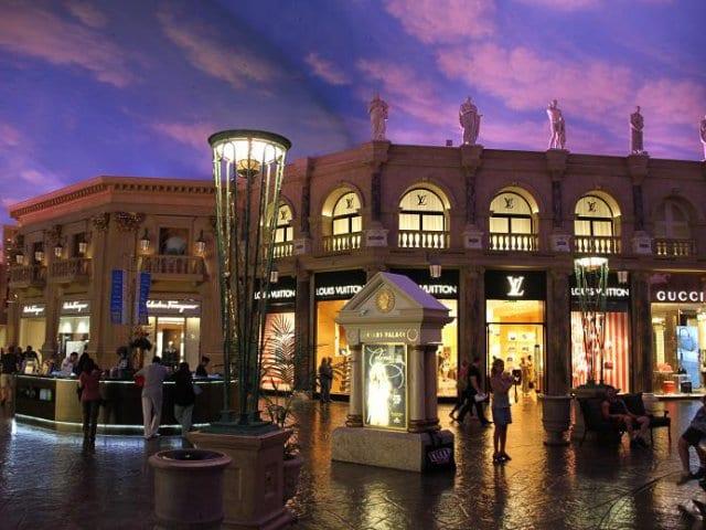 10 dicas sobre o Forum Shops no Caesars Palace em Las Vegas