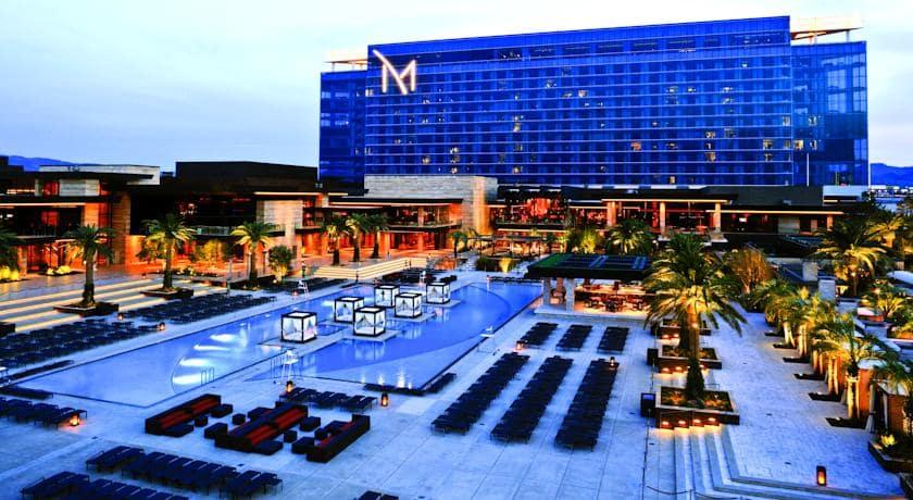Hotel M Resort em Las Vegas