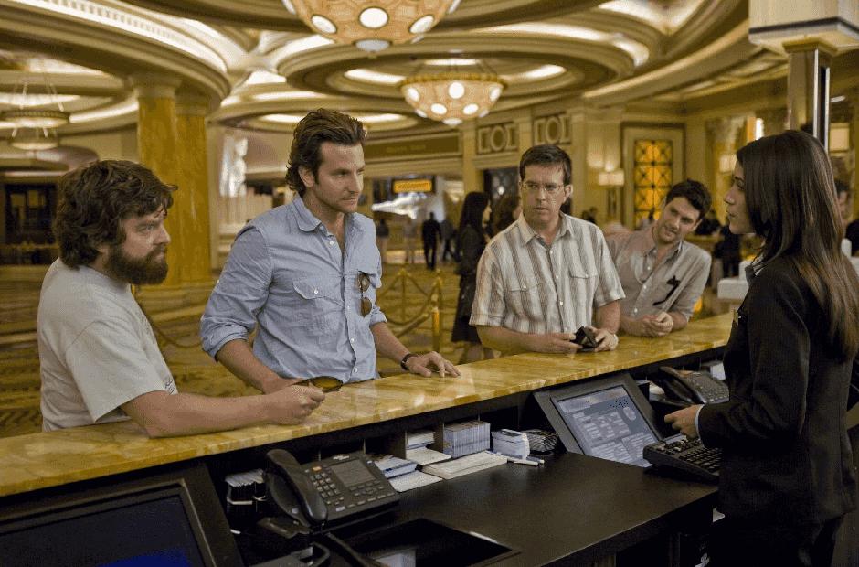 Hotel Caesar's Palace em Las Vegas