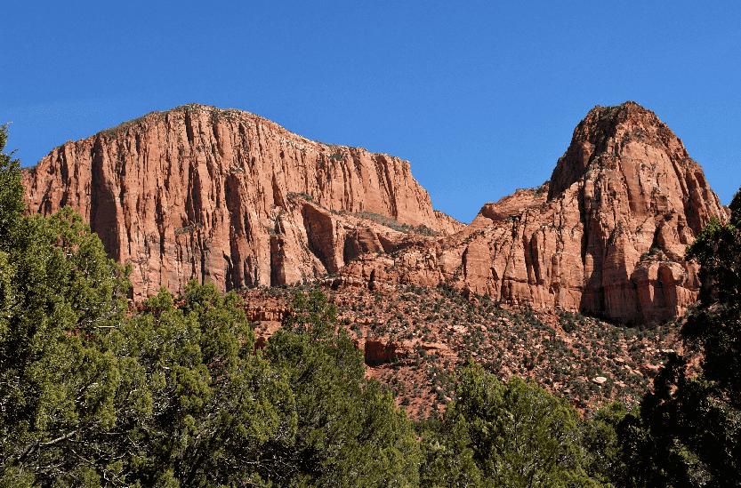 10 formações naturais em Las Vegas