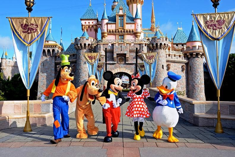 Parque Disneyland Califórnia - CityPass
