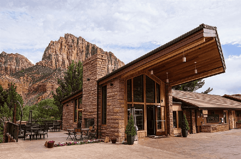Hotel Cliffrose Lodge & Gardens em Zion