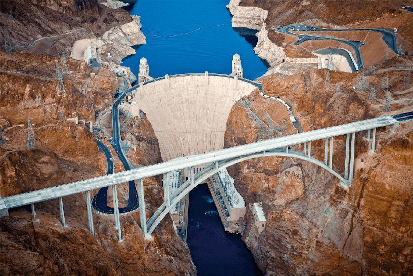 Passeio de dois dias na Hoover Dam e Laughlin em Las Vegas