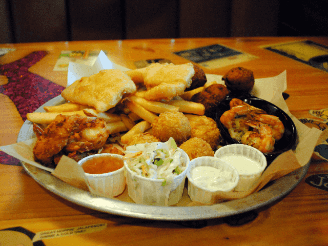 10 restaurantes no Lago Mead em Las Vegas