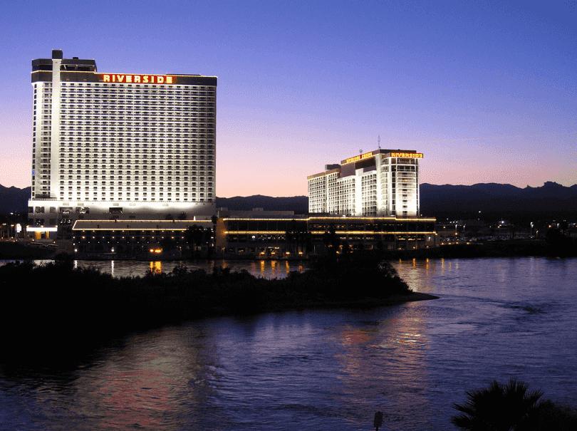10 hotéis e cassinos na Hoover Dam em Las Vegas: Don Laughlin's Riverside Resort em Laughlin