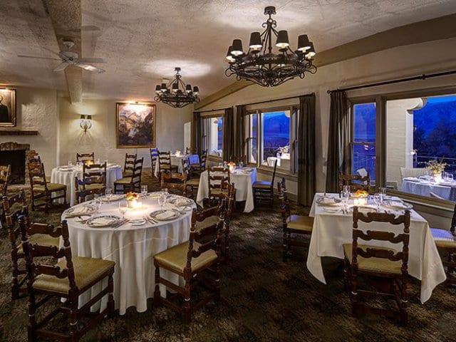 10 restaurantes em reservas naturais em Las Vegas