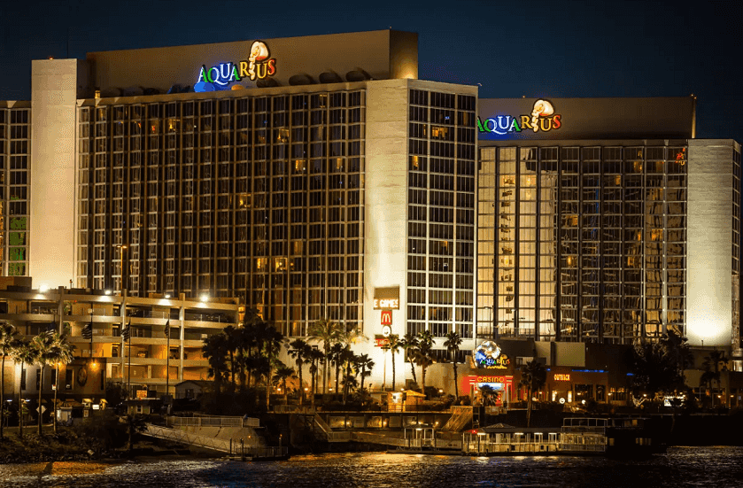 10 destaques do Lago Mead, Hoover Dam e Laughlin em Las Vegas: Laughlin's Casino Row em Las Vegas