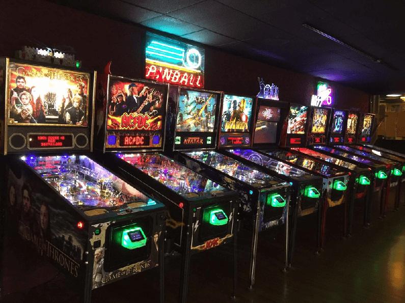 Coney Island Emporium na Strip em Las Vegas