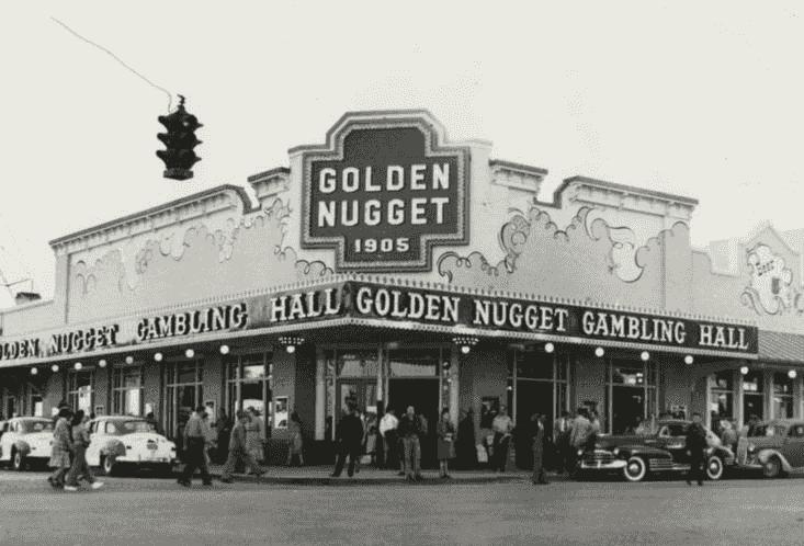 1931: Jogo é legalizado em Nevada