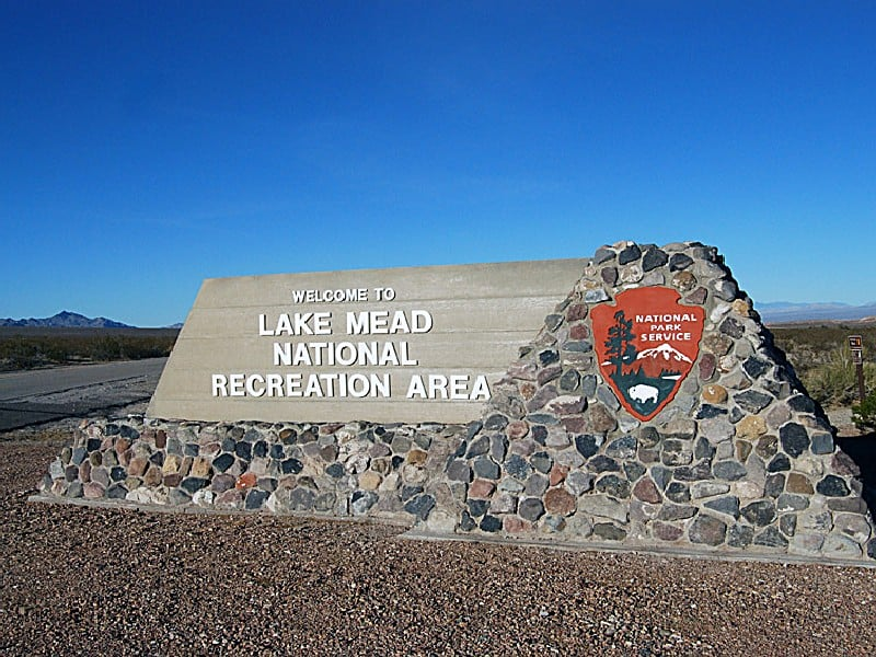 10 destaques do Lago Mead, Hoover Dam e Laughlin em Las Vegas: Lake Mead National Recreation Area em Las Vegas
