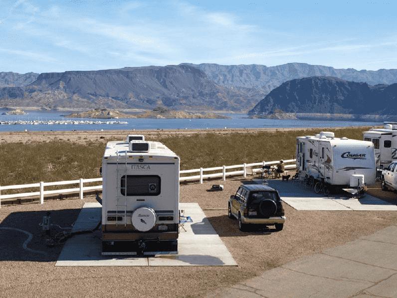 10 destaques do Lago Mead, Hoover Dam e Laughlin em Las Vegas: Marinas e Praias do Lago Mead em Las Vegas