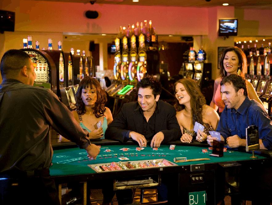Regras dos jogos em Las Vegas