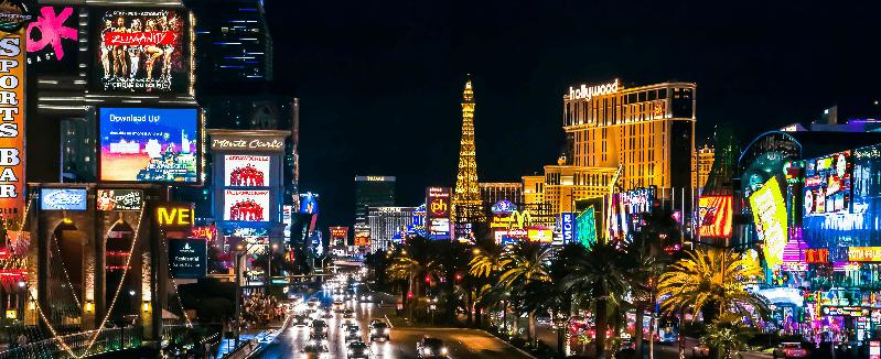 Recordes em Las Vegas