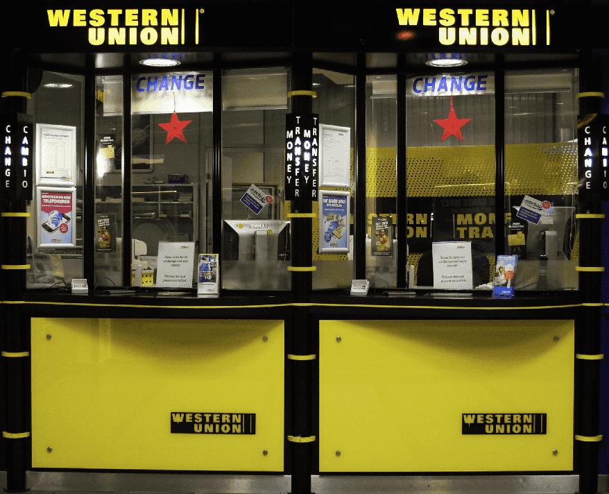 Western Union em Las Vegas
