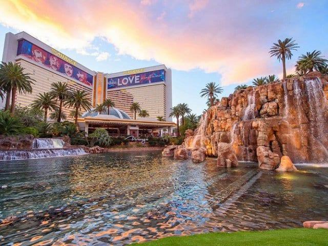 Hotel The Mirage em Las Vegas
