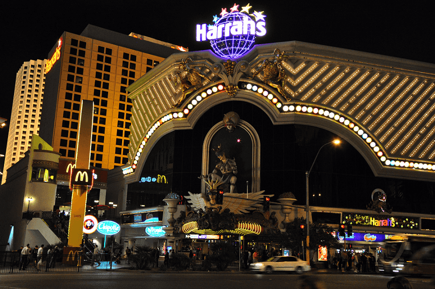 Hotel Harrah's em Las Vegas